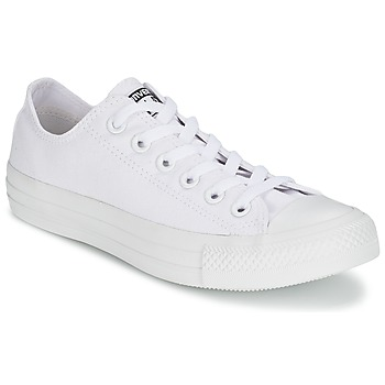 Schoenen Lage sneakers Converse CHUCK TAYLOR ALL STAR MONO OX Wit