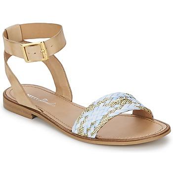 Schoenen Dames Sandalen / Open schoenen Betty London TRESSA Blauw