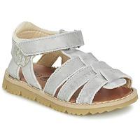 Schoenen Jongens Sandalen / Open schoenen GBB MARTIAL Grijs