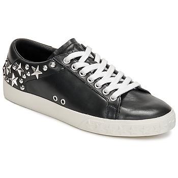 Schoenen Dames Lage sneakers Ash DAZED Zwart