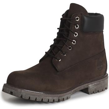 Schoenen Laarzen Timberland AF 6 IN Premium marron