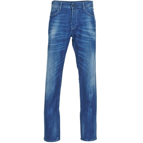 Textiel Heren Straight jeans Replay 901 Blauw / 009