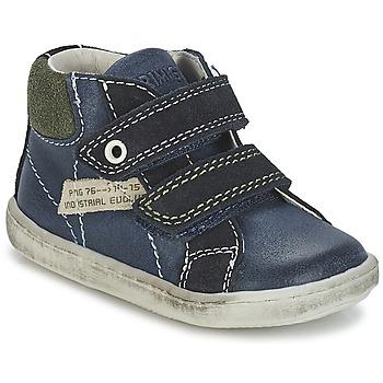 Schoenen Jongens Laarzen Primigi CHRIS Blauw