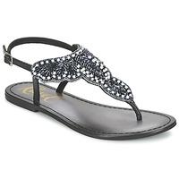 Schoenen Dames Sandalen / Open schoenen Ravel LANGLOIS Zwart