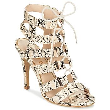 Schoenen Dames Sandalen / Open schoenen Ravel OMAK Beige / Slang