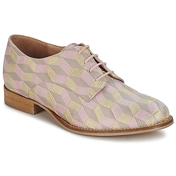 Schoenen Dames Derby Betty London ESQUIDE Multicolour