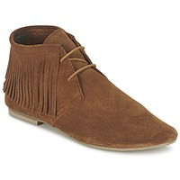 Schoenen Dames Laarzen Betty London ELODALE Bruin