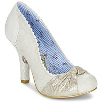 Schoenen Dames pumps Irregular Choice SMARTIE PANTS Wit