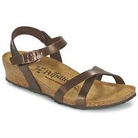 Schoenen Dames Sandalen / Open schoenen Papillio ALYSSA Bruin / Parel