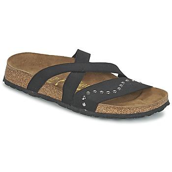 Schoenen Dames Sandalen / Open schoenen Papillio COSMA Zwart