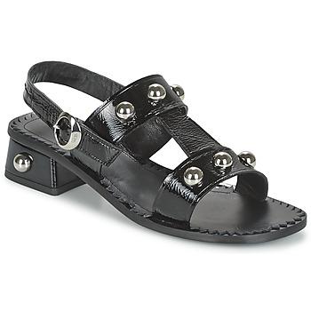 Schoenen Dames Sandalen / Open schoenen Sonia Rykiel SONIA BY - SLIPPI Zwart