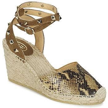 Schoenen Dames Sandalen / Open schoenen Ash WINONA Goud