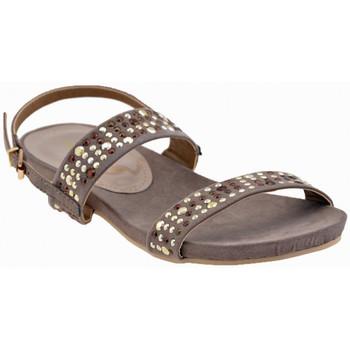 Schoenen Dames Sandalen / Open schoenen F. Milano  Grijs