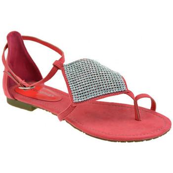 Schoenen Dames Teenslippers F. Milano  Roze