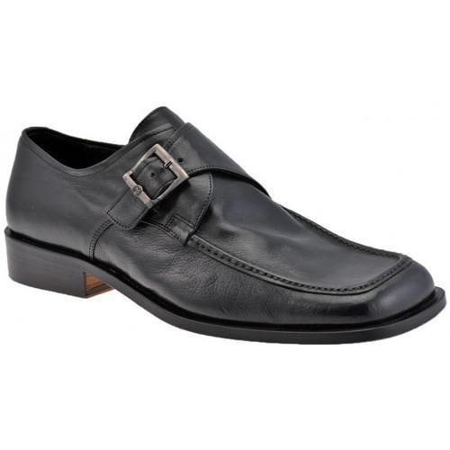 Schoenen Heren Mocassins Mirage  Zwart