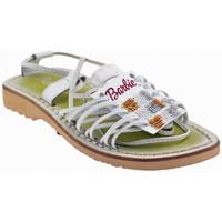 Schoenen Kinderen Sandalen / Open schoenen Barbie  Wit