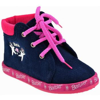 Schoenen Meisjes Babyslofjes Barbie  Blauw