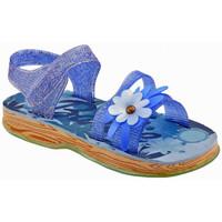 Schoenen Kinderen Sandalen / Open schoenen Barbie  Blauw