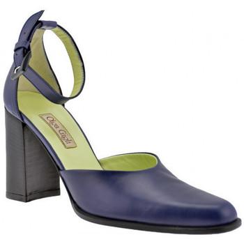 Schoenen Dames Sandalen / Open schoenen Olga Gigli  Blauw