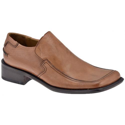 Schoenen Heren Mocassins Nex-tech  Beige
