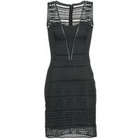 Textiel Dames Korte jurken Morgan RHONE Zwart