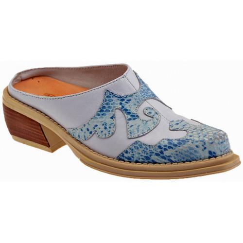 Schoenen Kinderen Klompen La Romagnoli  Blauw