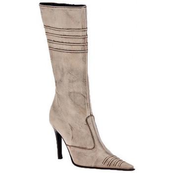 Schoenen Dames Hoge laarzen Planisphere  Beige