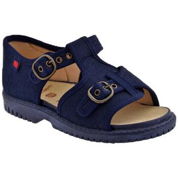 Schoenen Kinderen Sandalen / Open schoenen Elefanten  Blauw