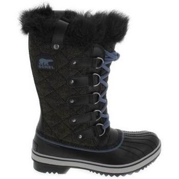Schoenen Dames Snowboots Sorel Tofino Herringbone Marron Bruin