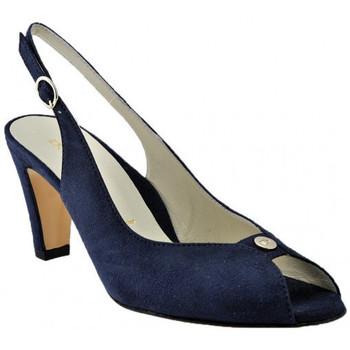 Schoenen Dames Sandalen / Open schoenen Donna Serena  Blauw