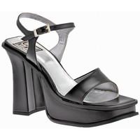 Schoenen Dames Sandalen / Open schoenen No End  Zwart
