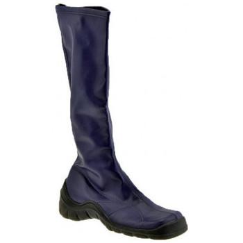 Schoenen Dames Hoge laarzen Janet&Janet  Violet