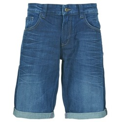 Textiel Heren Korte broeken / Bermuda's Celio DOVER Blauw / Donker