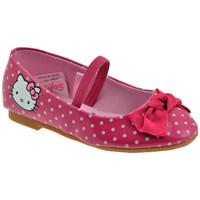 Schoenen Meisjes Ballerina's Hello Kitty  Roze