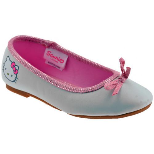 Schoenen Kinderen Ballerina's Hello Kitty  Wit