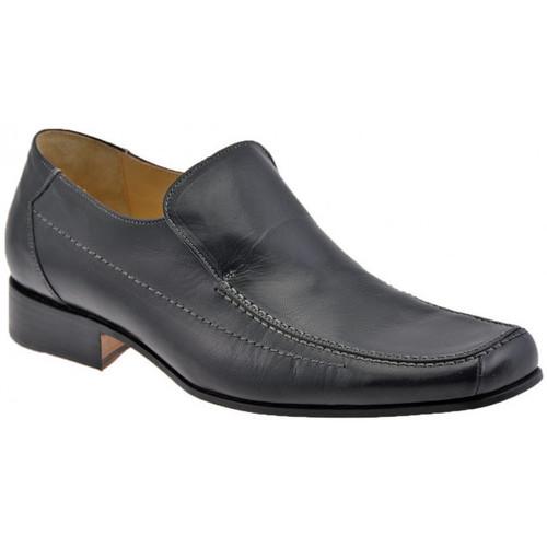 Schoenen Heren Mocassins Lancio  Zwart