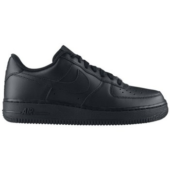 Nike Sportswear AIR FORCE 1 Sneakers laag Zwart
