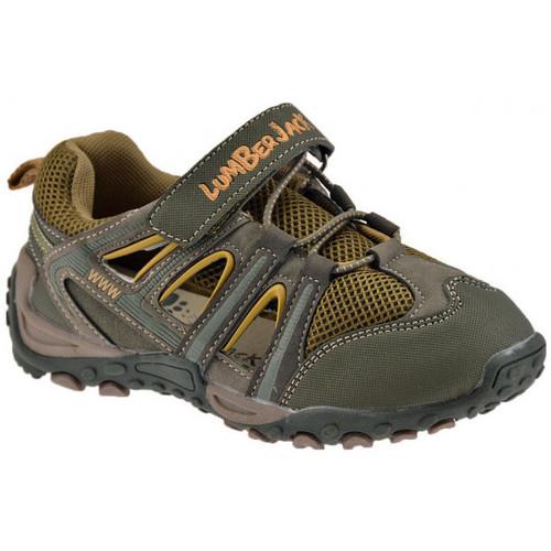 Schoenen Kinderen Lage sneakers Lumberjack  Groen