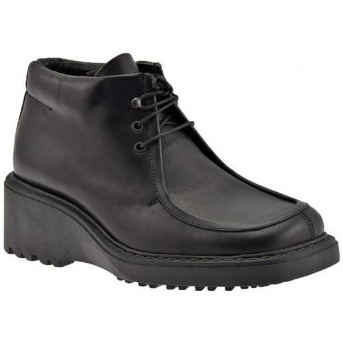 Schoenen Dames Laarzen Lumberjack  Zwart
