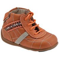 Schoenen Kinderen Hoge sneakers Chicco  Oranje
