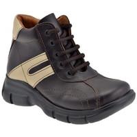 Schoenen Kinderen Hoge sneakers Chicco  Bruin