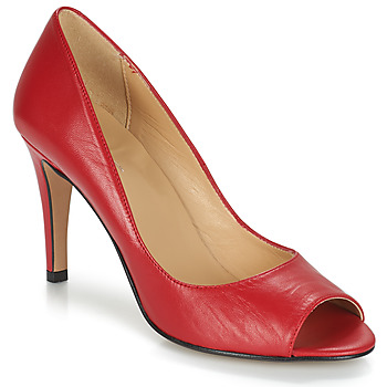Schoenen Dames pumps Betty London EMANA Rood