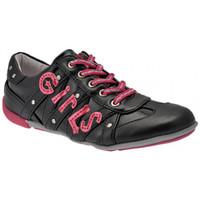 Schoenen Meisjes Lage sneakers Primigi  Zwart