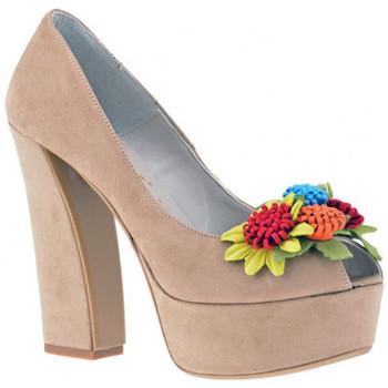 Schoenen Dames pumps Osey  Beige
