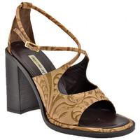 Schoenen Dames Sandalen / Open schoenen Enrico Del Gatto  Beige