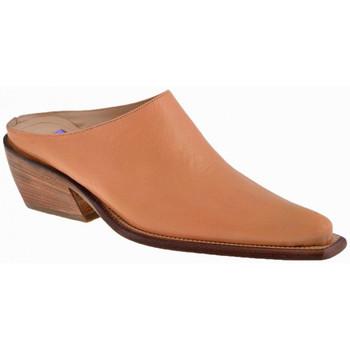 Schoenen Dames Klompen Pepol  Beige