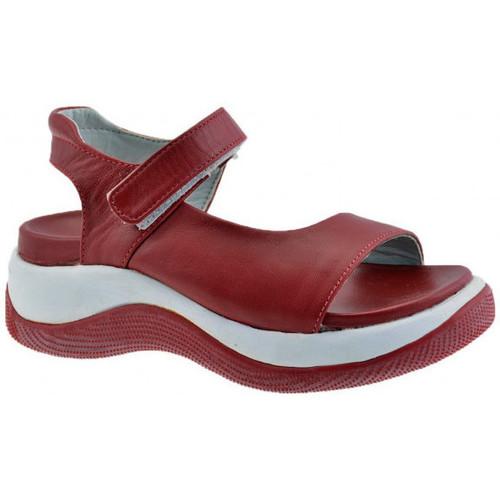 Schoenen Kinderen Sandalen / Open schoenen Fornarina  Rood
