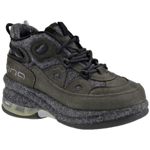 Schoenen Kinderen Hoge sneakers Fornarina  Grijs