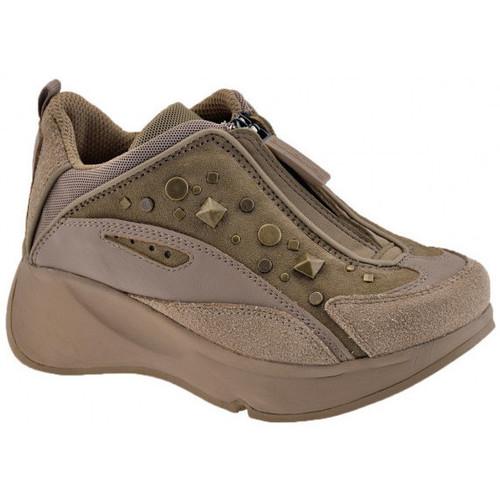 Schoenen Kinderen Hoge sneakers Fornarina  Beige