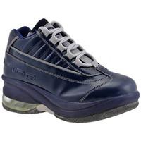 Schoenen Kinderen Hoge sneakers Fornarina  Blauw